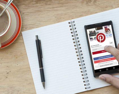 Beneficios de estar en Pinterest para empresas